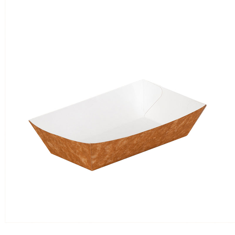 Large Serving Trays (Boat) | Ecopac