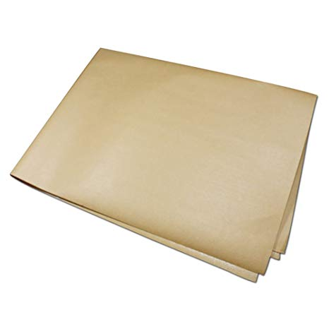 Kraft Wax Sheets(Grease Proof) | Ecopac