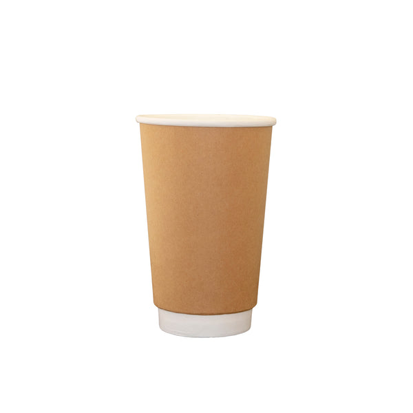 350ml Double Wall Craft Cups | Ecopac