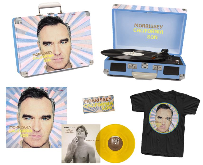Morrissey California Son - Ultimate M Box (US ONLY)