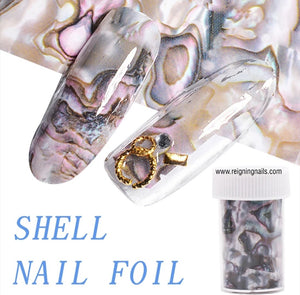 Abalone Shell Nail Foil