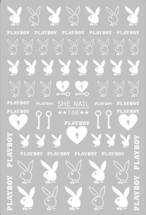 Lux Nail Stickers #70