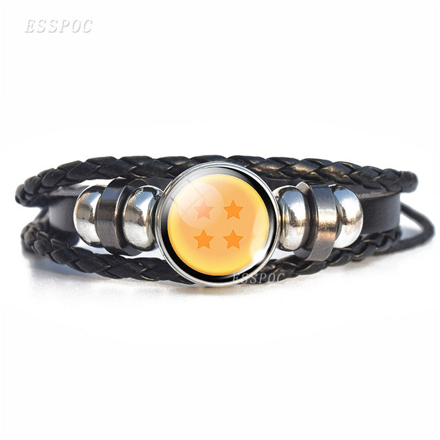 Dragon Ball Bracelets