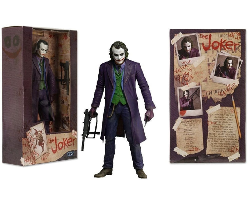 Batman: The Dark Knight - Heath Ledger's Joker Figure