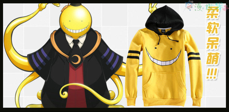 Assassination Classroom Korosensei Custom Hoodie