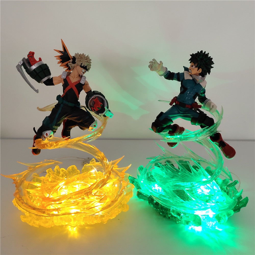My Hero Academia Lamps