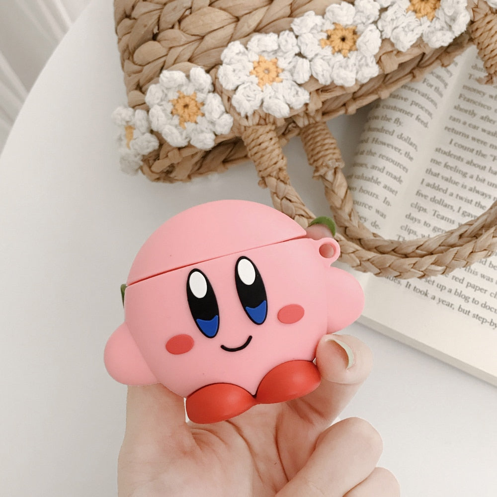 Kirby Wireless Earphone Case