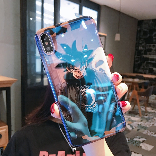 Stylish Dragon Ball iPhone Cases (iPhone 6-11, X, XS, XR)