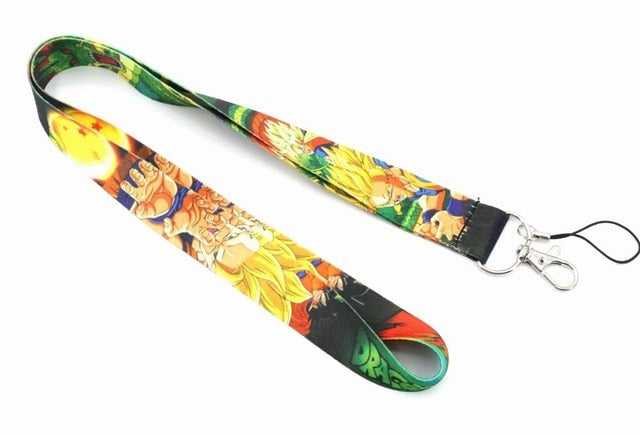 Dragon Ball Lanyards