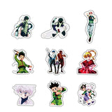 50 Pieces Hunter x Hunter Stickers