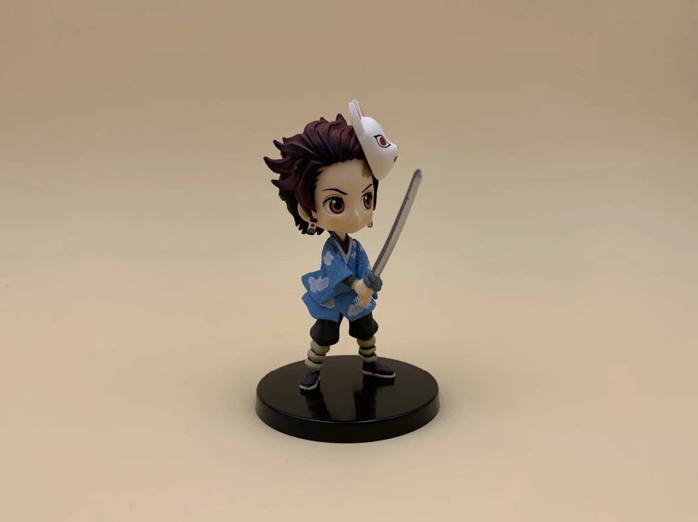 Demon Slayer Chibi Figures
