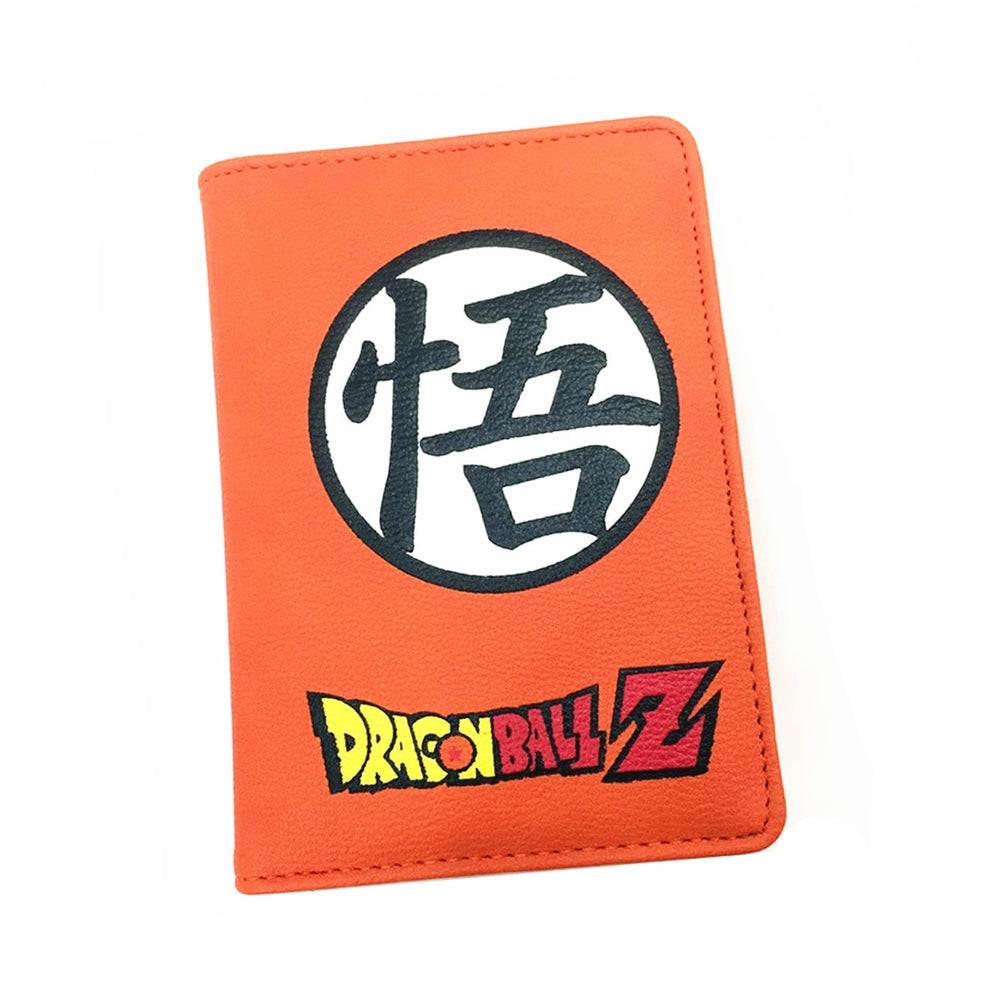 Dragon Ball Passport Cover (Orange)