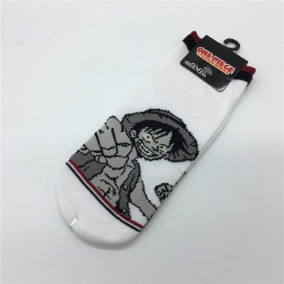 One Piece Character Socks
