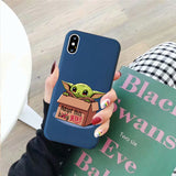 Baby Yoda iPhone Cases (iPhone 11 Models)