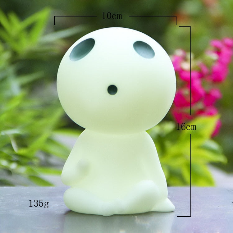 Princess Mononoke Kodama Piggy Bank