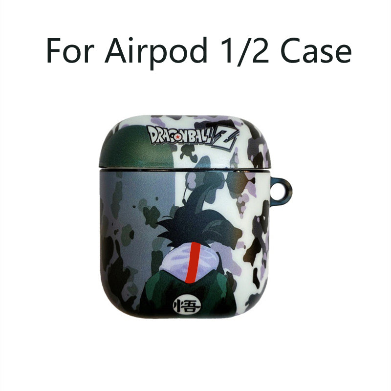Assorted Dragon Ball Air Pod Cases