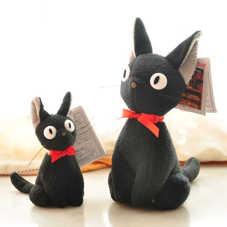 Jiji Cat Plush