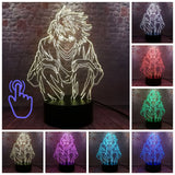 L Lawliet LED Lamp