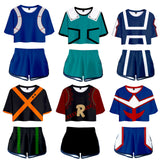 My Hero Academia Women's Shirt & Shorts Set