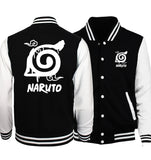 Naruto Letterman Jacket