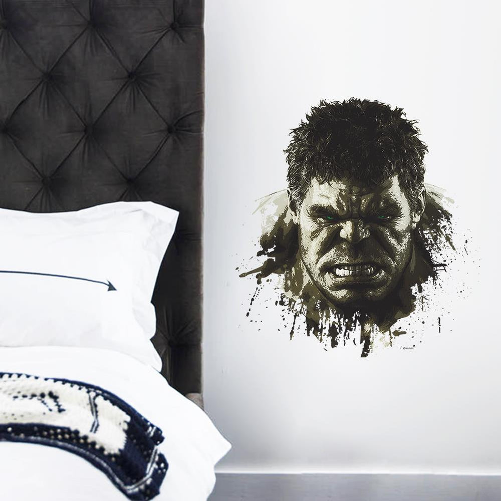 The Incredible HULK Wall Vinyl (Style 1)