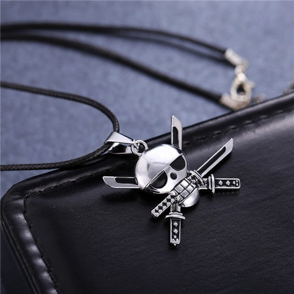 One Piece Roronoa Zoro Necklace