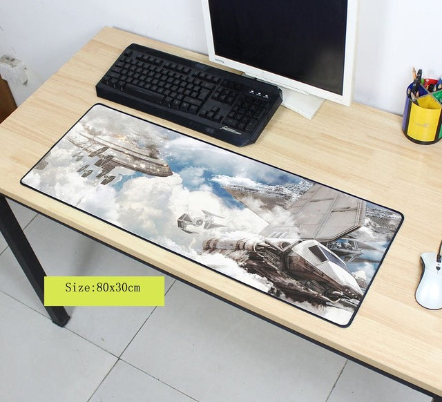 Star Wars Ships Desk Pad