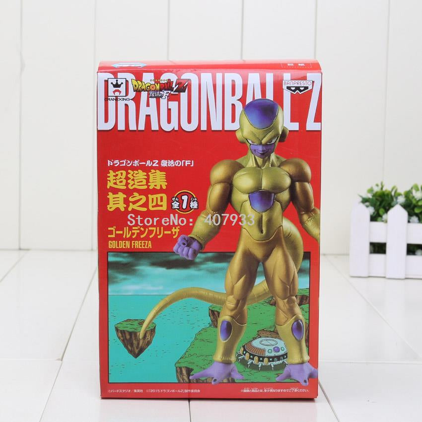 13cm Golden Frieza Action Figure