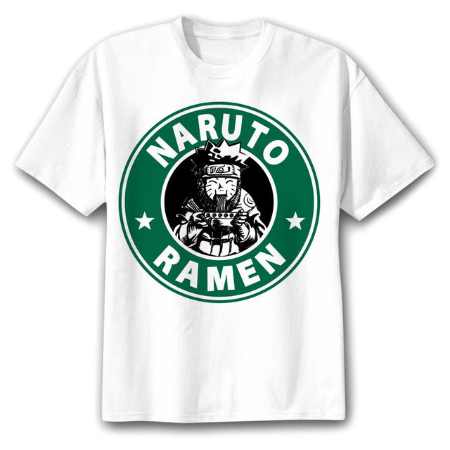Naruto Loves Ramen T-Shirt