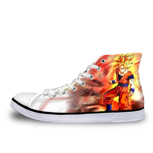 Super Saiyan Strength Shoes