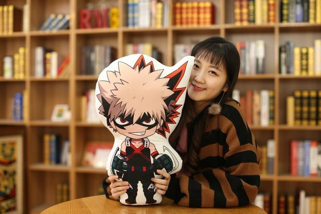 Bakugo Doll Plush Pillow