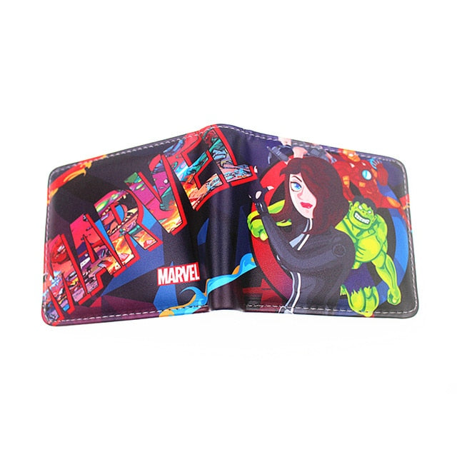 Marvel Heroes Wallet