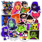 Teen Titans Stickers