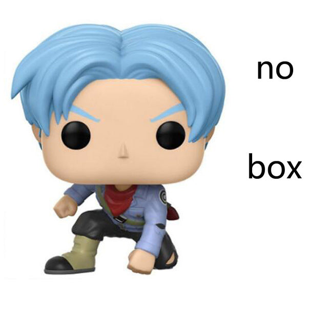 Future Trunks Chibi Figure