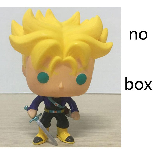 Super Saiyan Future Trunks Chibi Figure