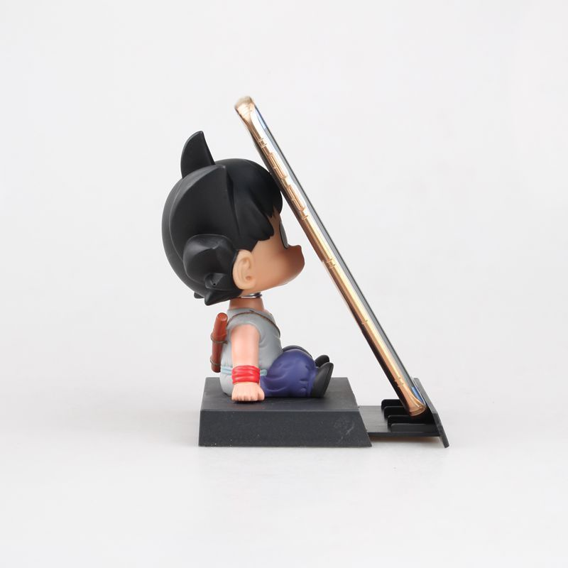 Goku Bobble Head Phone Stand