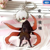 Tokyo Ghoul Character Keychains