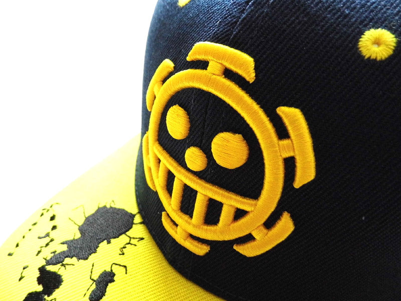 One Piece Trafalgar Law Hat Style 2