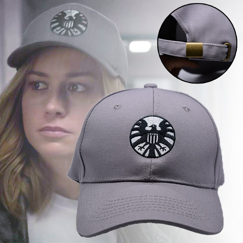 Captain Marvel Hat