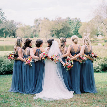 ELEGANT BUCKS COUNTY FALL WEDDING