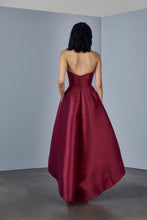 Load image into Gallery viewer, P369M - Hi-low hem gown