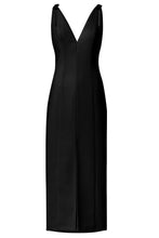 Load image into Gallery viewer, LW134 - Crepe Slim Dress