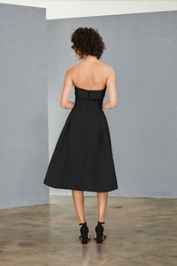 LW140 - Faille Dress