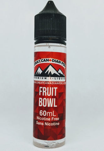 Fruit Bowl from Great Canadian Fog