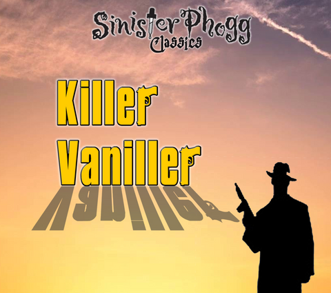 Classix - Killer Vaniller 60mL bottle