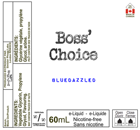 Bluedazzled  - Boss' Choice