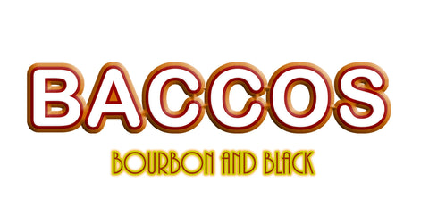 Bourbon and Black - BACCOS by Sinister Phogg