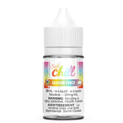 RAINBOW PUNCH SALT BY CHILL E-LIQUIDS