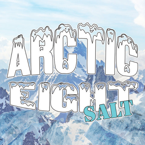 Arctic Eight Salts from Great Canadian Fog