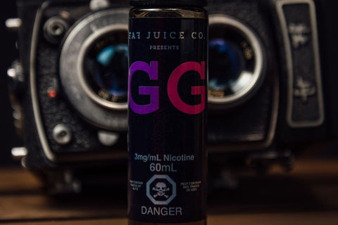 GG - 60mL bottle by DripSmiths